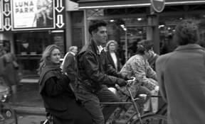 Cycling by Bill Bain