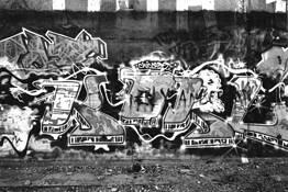 Graffiti by James C. Wallar