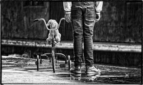 In the Rain by Scott Fowler
