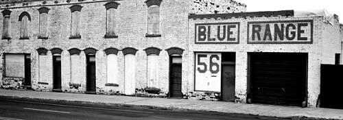 Blue Range 56 by Kevin Schwarte