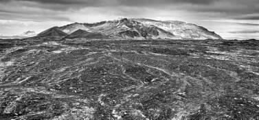 Iceland Landscape by Dennis H. Miller
