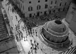 Dubrovnik by Rosa Calderon