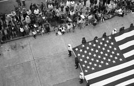 Torchlight Parade by Brett Douglass