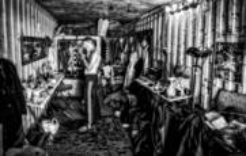 Clown Trailer by Tyler Vance