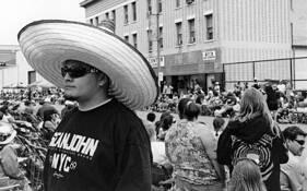 Sombrero Guy by Bruce B. Barshop