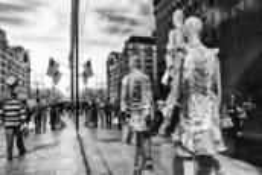 5th Avenue Stroll by Chelynn Sheehan