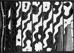 Houston Abstract Reflection No 9 by Clayton Gardinier