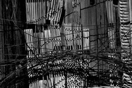 Falling Metropolis by Lau Haaning