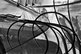 Car Abstract 4 by Simone Koffman