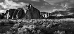 Smith Rock by Nick Carulli