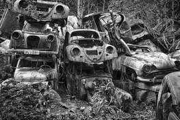 Car Wreck 11 by Bjorn Bjornson