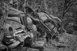 Car Wreck 12 by Bjorn Bjornson