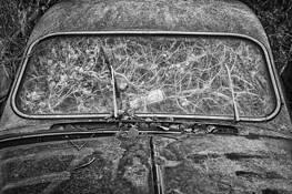 Car Wreck 4 by Bjorn Bjornson