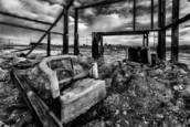 Bombay Beach 01 by Jim Shoemaker