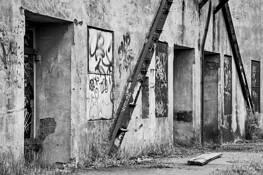 Empty Doorways by Marj Green