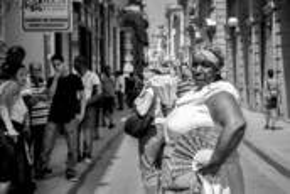 Street Performer by Natasha Chadwick