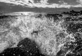 Crashing Wave by Don Bierman