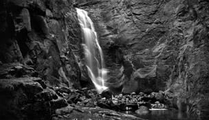 Tulip Creek Falls by Greg Osadchuk