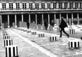 Crossing Palais Royal by Robert Hewgley
