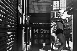 Dancer on 14th by David Lykes Keenan