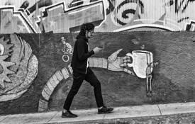 Street Art by Gordon Chait