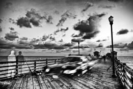 Oceanside Pier by Marc Sheridan