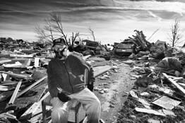 Tornado Cleanup Washington by Marty Gerwick