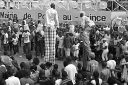 Carnaval d'Haiti by Nicolas Hyacinthe