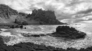 Dunluce Castle by Bret Culp