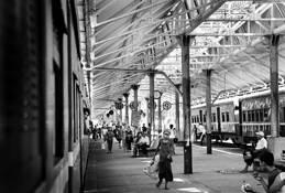 The Circle Train 2 by Matilde Marie Simas