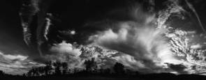 Rams Hill Cloudscape by Gerald W. Shonkwiler