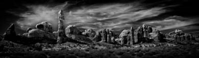 Arches NP 1 by Gordon Middleton