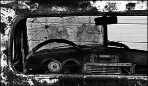Rear View by Peter Ingrasselino