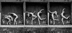 Loading Dock Dancers by David Foss