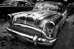 1954 Buick by Dan Greenberg