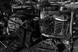 Junkyard 07 by Silvestre Machado