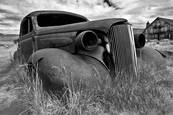 Old Car by Tom Green
