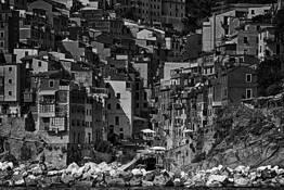 Cinque Terra by Bob Bader