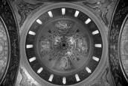 Basilica Dome by John R. Ziemba