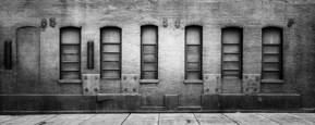 Brick and Windows by Jack Curran
