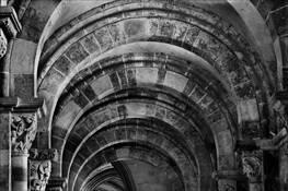 La Basilique Sainte_Madeleine de Vèzelay by Rudi Neumaier