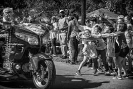 Mardi Gras#4 by Steve Siegel