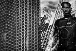 A City Burns by Daniel Joder