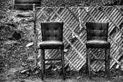 Seating for Two by Alan Wood