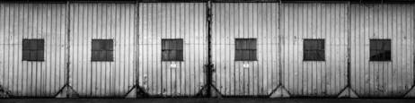 Airport Hanger Doors by Jack Curran