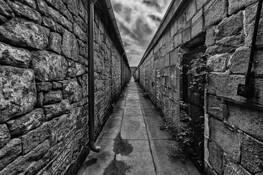 Eastern State Penitentiary 8 by Herminio Alberti