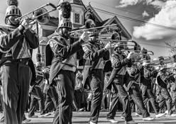 Mardi Gras #8 by Steve Siegel
