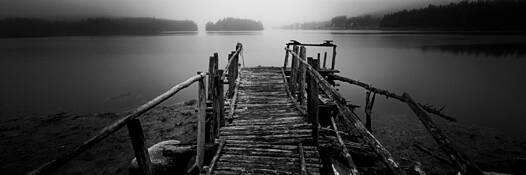 Misty Blue by Peter Lik
