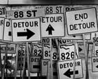 Detours by Jeffrey Glasser