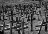 Hill Of Crosses by Larry E. Jones